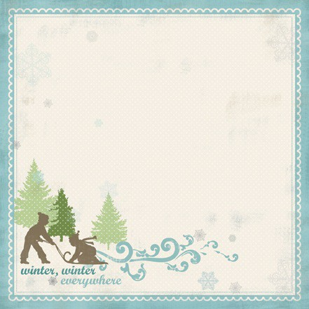 Little_sledders_winter_fun_paper_carta_bella